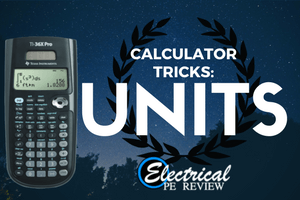 Calculator Shortcuts and Tricks for Working with Units QUICKLY