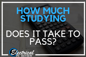 What Do Successful Engineers that Pass the Electrical PE Exam have in Common?