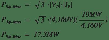 open delta max power example