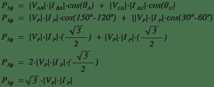 open delta max power formula